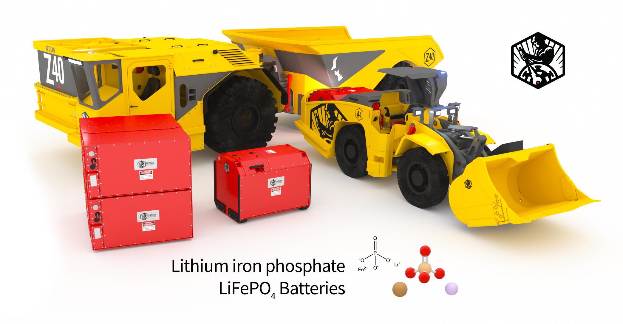 Why We Use Lithium Iron Phosphate