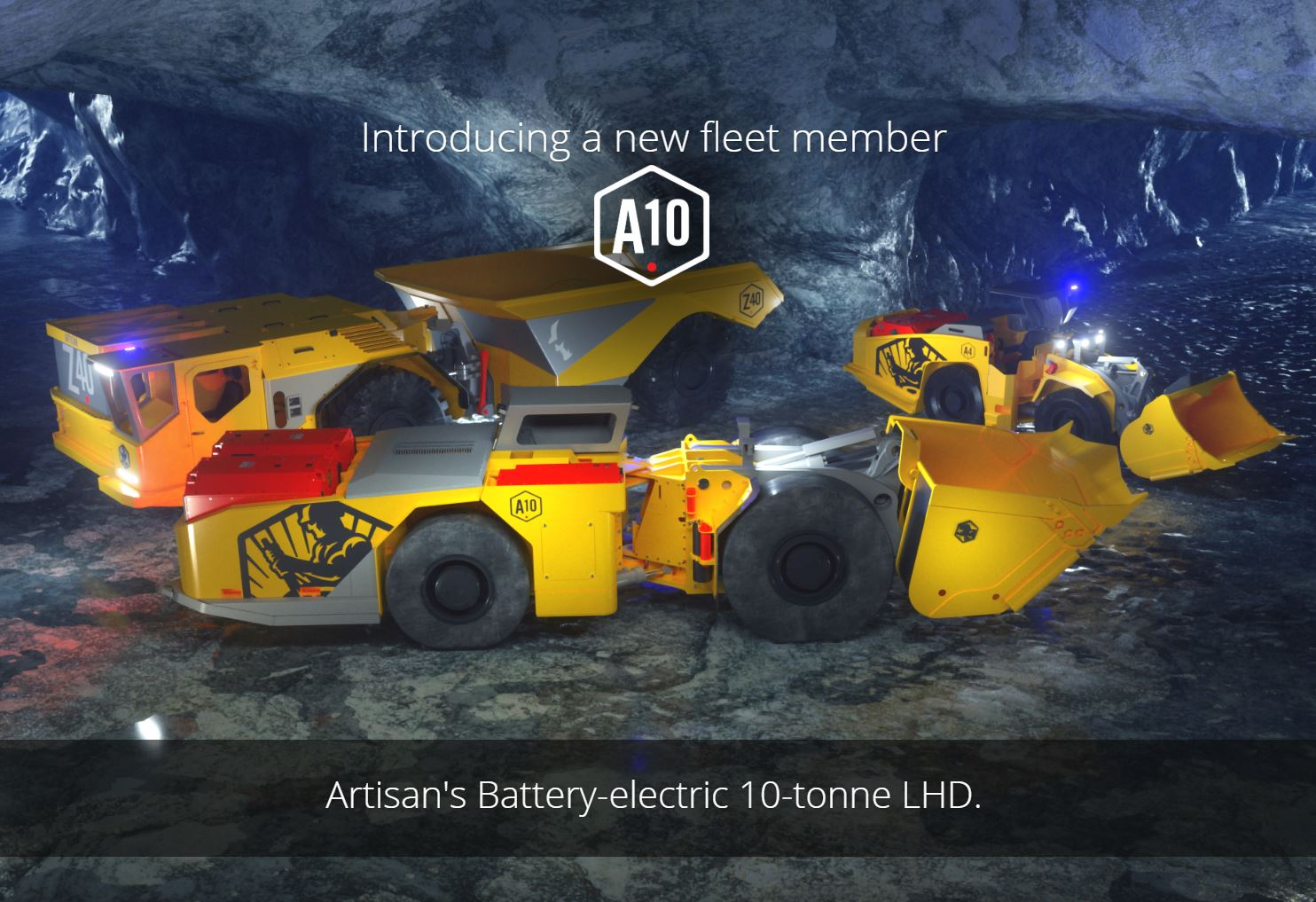 Announcing the all new A10 LHD